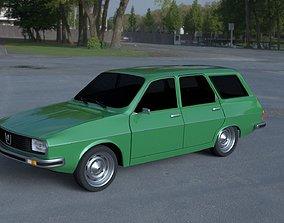 3D model Renault 12 Dacia 1300 Estate HDRI
