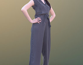 Francine 10357 - Standing Casual Girl 3D model
