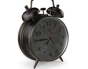 Alarm Clock 3D model game-ready