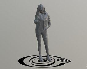 3D model Human 026 LP R