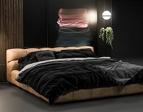 3D model Perfect Bedroom Set