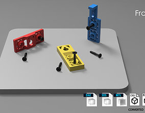 Frame and Decor Hangers 3D print model