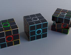 Rubiks Cube rubiks 3D model