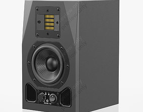 Adam Audio A3X 3D model
