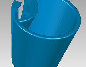3D print model Ergonomic Coffee Cup