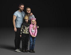 3D Scan Family