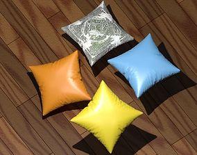 Pillow indoors 3D print model