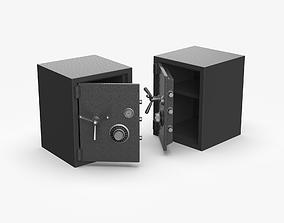 interior 3D safe box