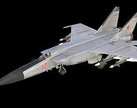 MiG-25P 3D