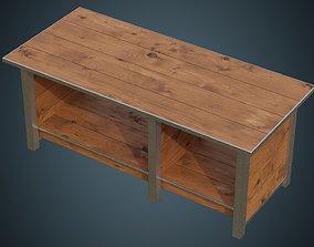 Workbench 3A 3D model