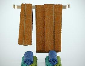 towel-01 3D