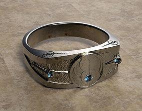 3D printable model Jedi Ring