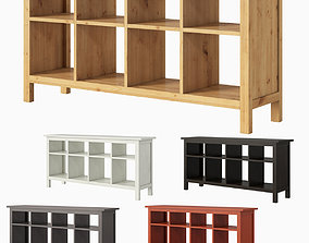 3D IKEA HEMNES Console table