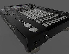 3D electronics PioneerDJ DJS-1000 DJ Sampler