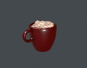 3D Hot Chocolate - Hot Cocoa