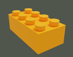 3D Toy Brick