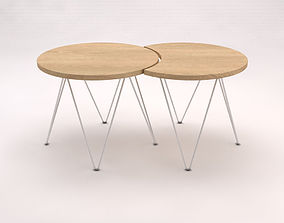 SIDE TABLE---Built-in 3D