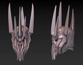 3D printable model Sauron Helmet
