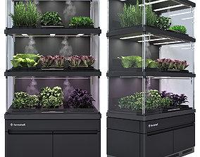 Farmshelf fridge 3D model