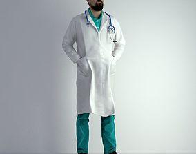 3D Scan Man Doctor 023 game