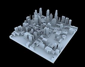 3D CITY PUZZY-3