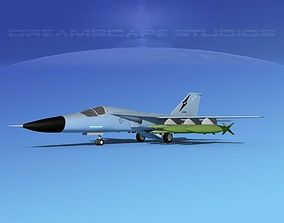 3D General Dynamics FB-111 Aardvark V09