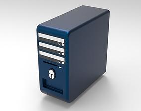 Computer Case 3D printable model