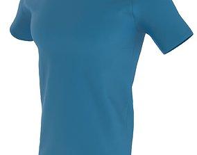 3D model tshirt