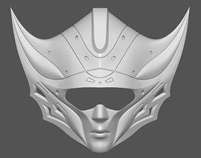 Princess Kushana Mask Cosplay 3D print model 3D print 1