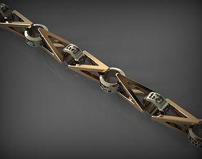 Chain Link 97 3D printable model