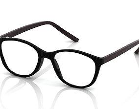 Eyeglasses for Men and Women vision 3D print model