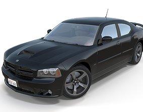 Dodge Charger 2006 STR8 3D model