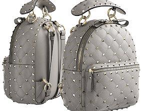 VALENTINO GARAVANI backpack 3D model