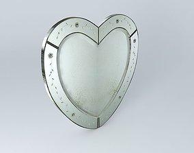 MIRROR HEART VENICIEN houses the world 3D model
