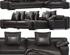 Arketipo Atlas sofa 3D model