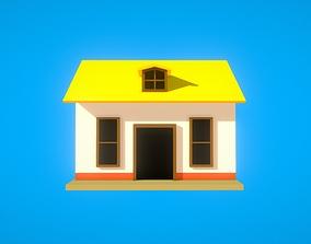 HIE House N1 3D model