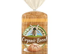 Bread Package 3D
