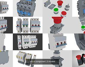 circuit component 3D model