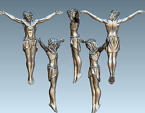 The Crucifixion 3D print model