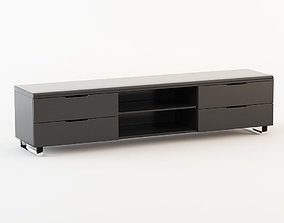 Tv stand 3D model sideboard