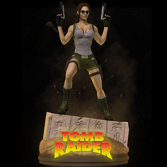 Lara Croft Fan Art