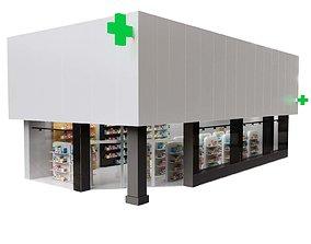 3D asset Pharmacy