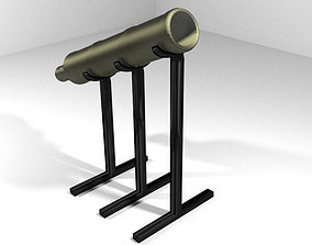 3D Cannon - Ming Cannon