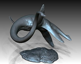 3D printable model ELASMOSAURUS