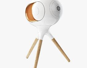 Devialet phantom speaker 3D