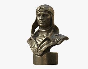 Valery Pavlovich Chkalov 3D model