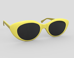 3D asset Sunglasses 2