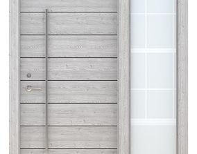 Door-117 3D model