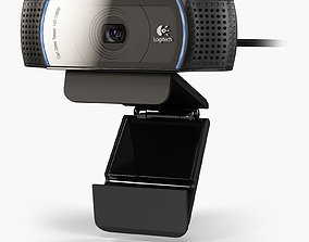 3D model Logitech HD Pro Webcam C920