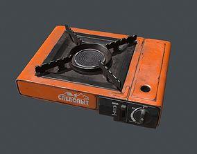 Hotplate 3D model
